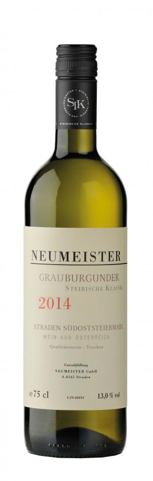 Grauburgunder  Straden 12%