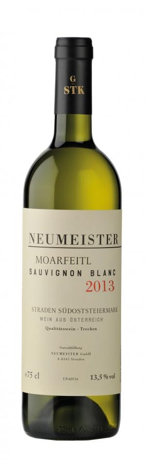 Sauvignon Blanc Moarfeitl 13,5%