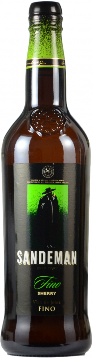 Dry Seco Sherry 15%