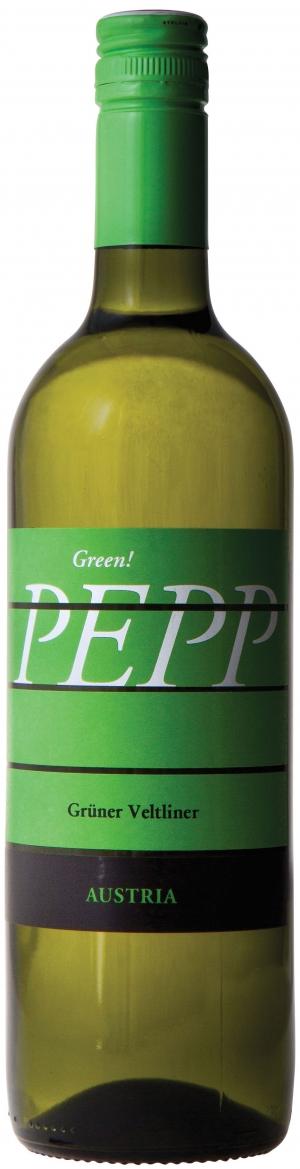 Grüner Veltliner Green! Pepp 12%