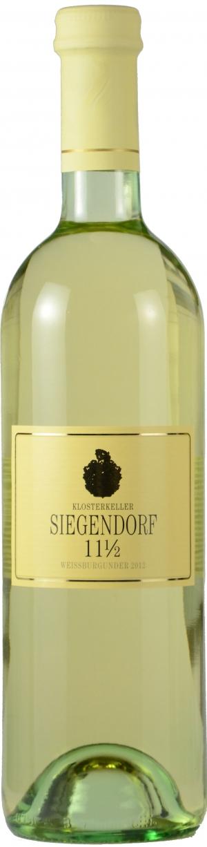 Weissburgunder Siegendorf  (Wb) 12,5%