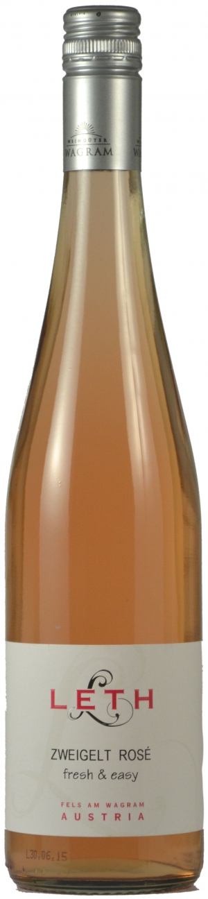 Zweigelt Rose fresh & easy 12%