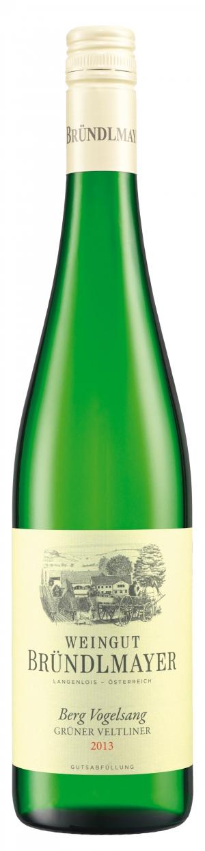 Grüner Veltliner Kamptal DAC Vogelsang 12,5%