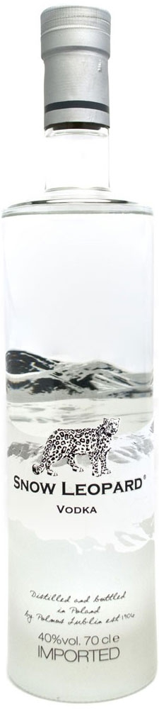 Snow Leopard Vodka 0,7 L