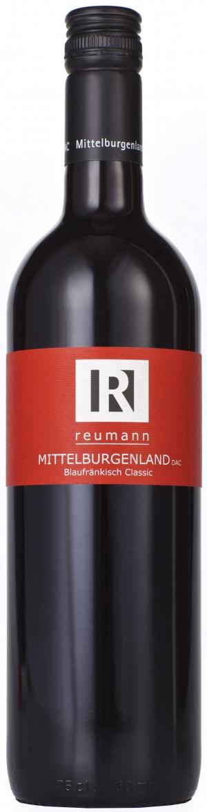 Blaufränkisch Classic Mittelburgenland DAC 13%