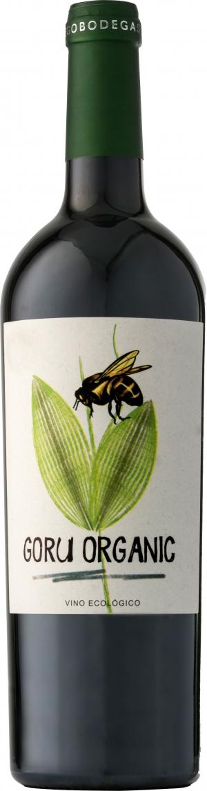 Goru Organic Monastrell 14%